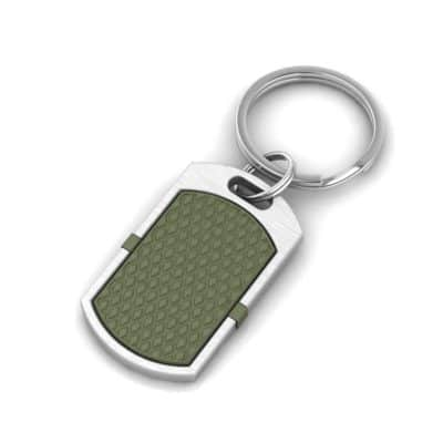 New York Contactless Payment Key Fob / Pendant Khaki